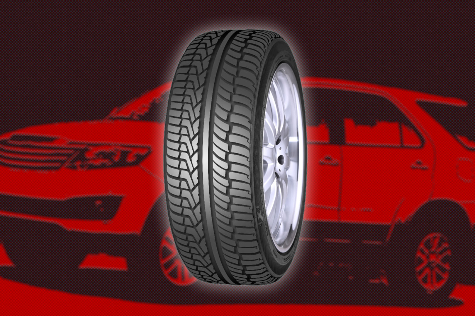 Forceum Heptagon: High Performance SUV Tyres