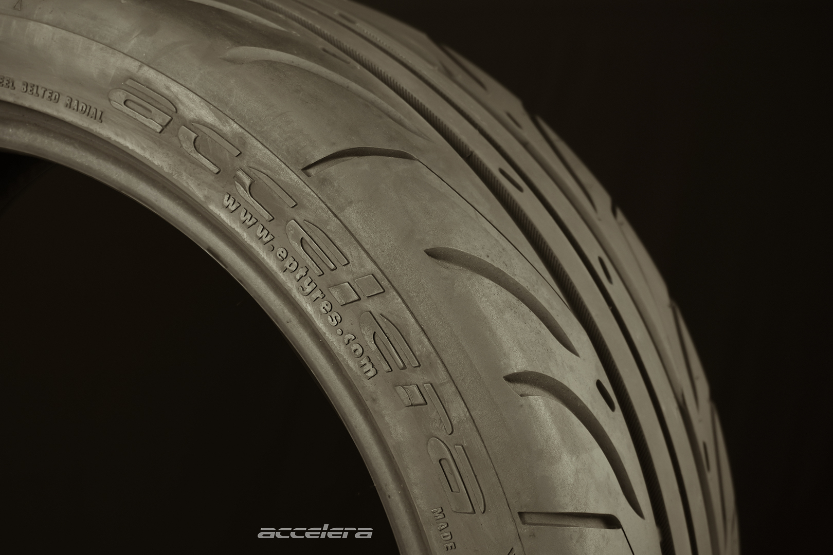 The Material That Made Up Your Tyres