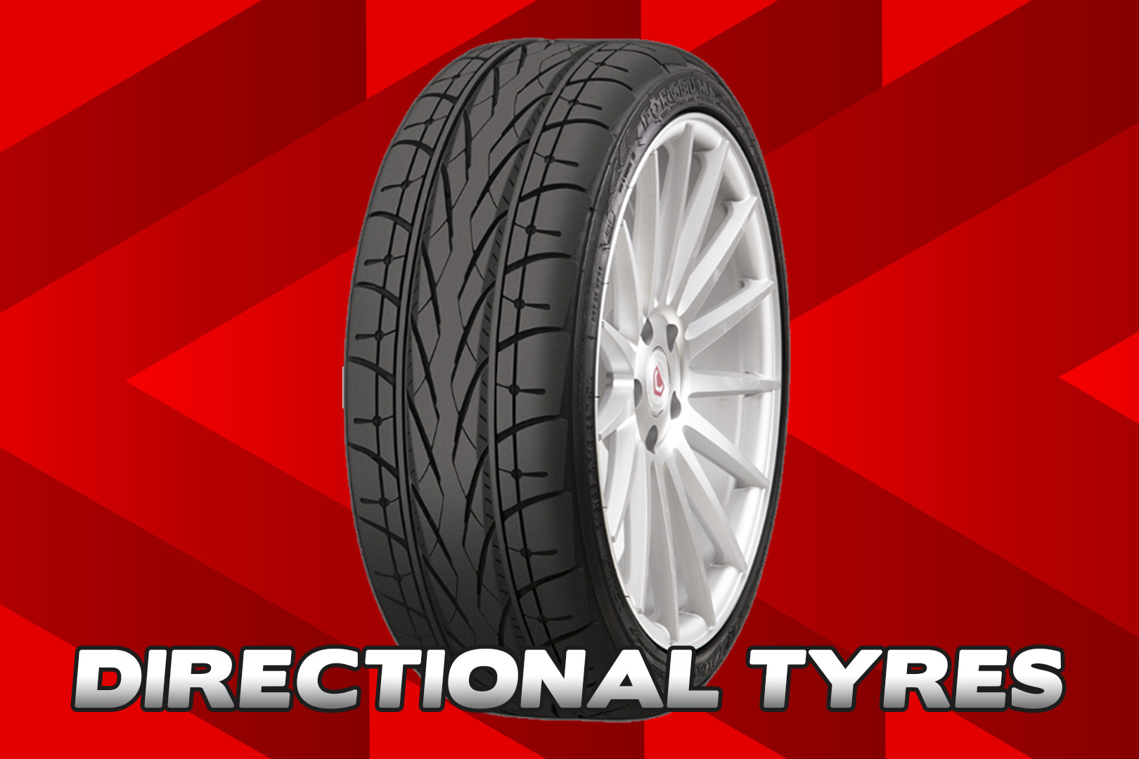 What Is A Directional Tyre?