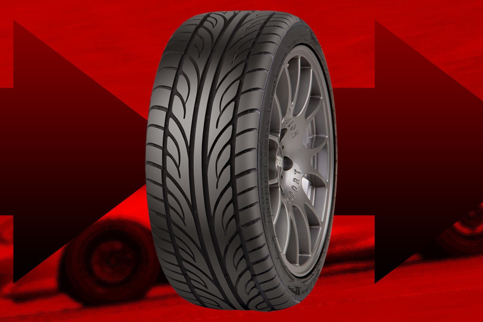 Properly Installing a Directional Tyre