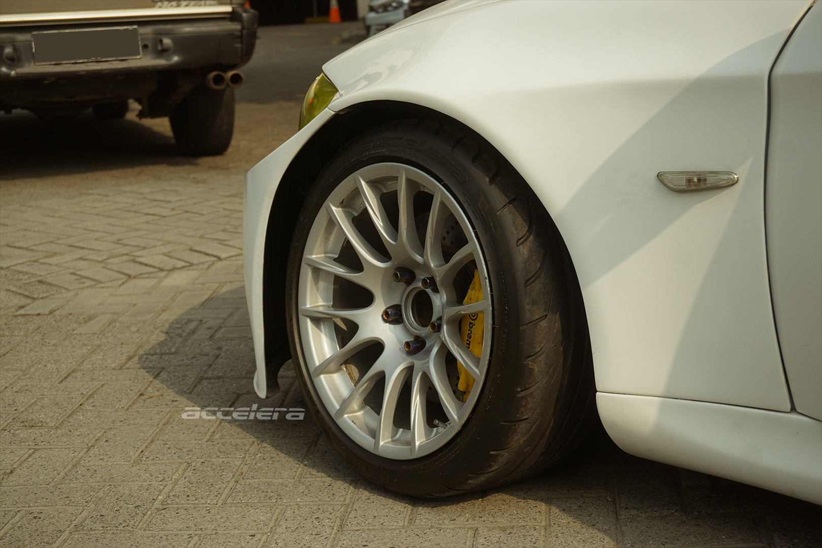 Camber Can Be Helpful For Grip