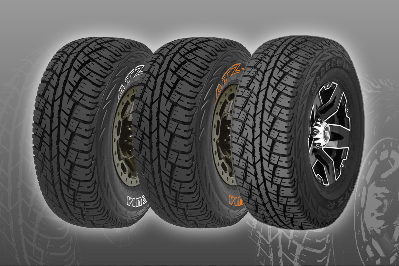 Forceum ATZ: All-Season Tyre Created For Stable Driving On All Terrains