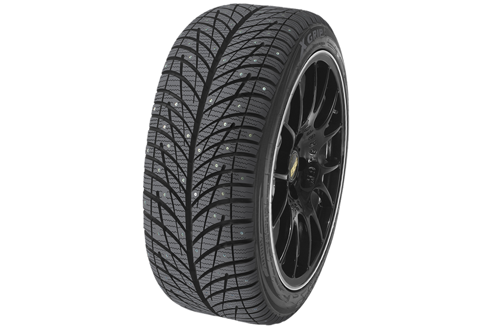 Accelera X-Grip Studdable: The Ultimate Winter Tyre