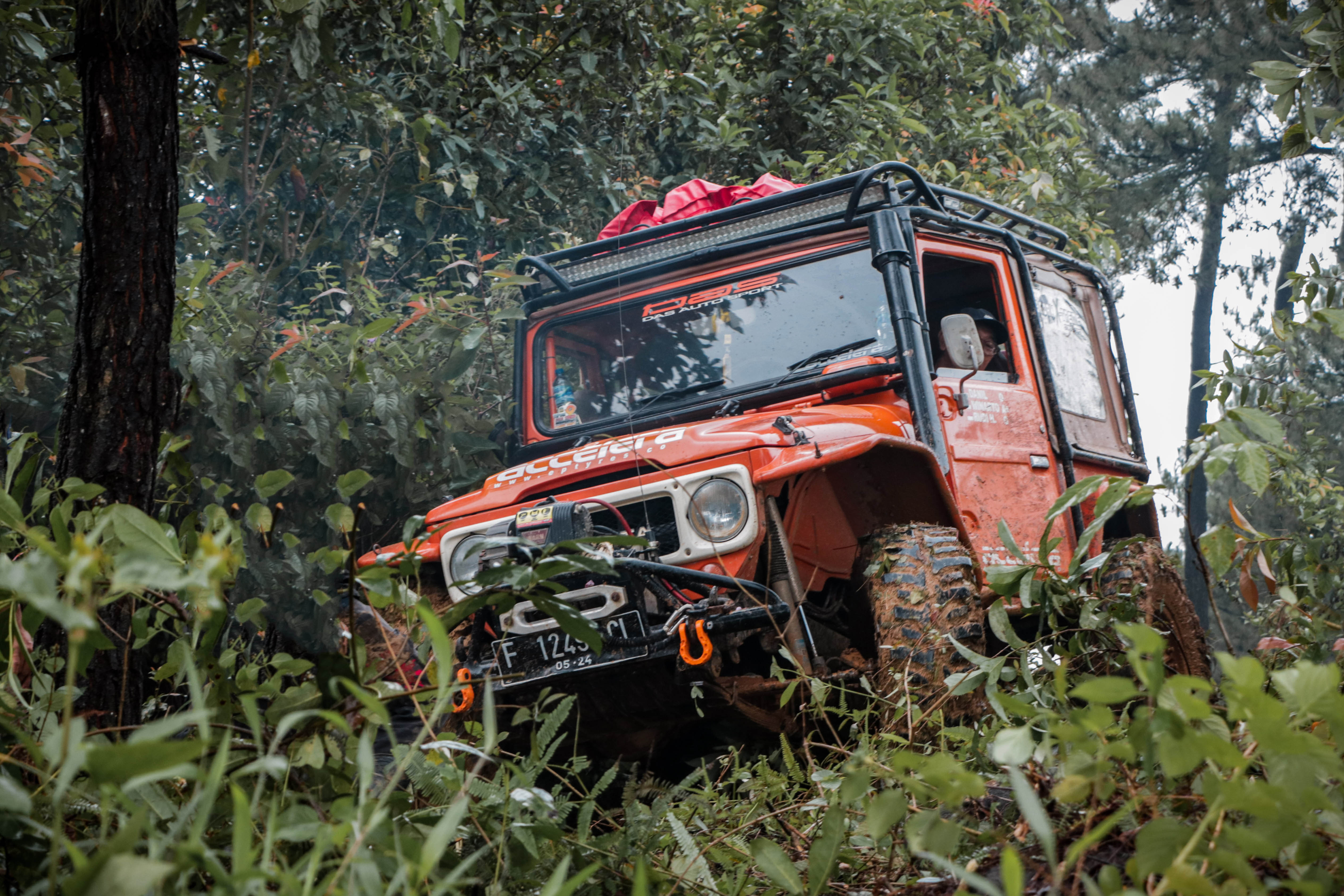 Bogor 4x4: The Awaited Off-Road Event