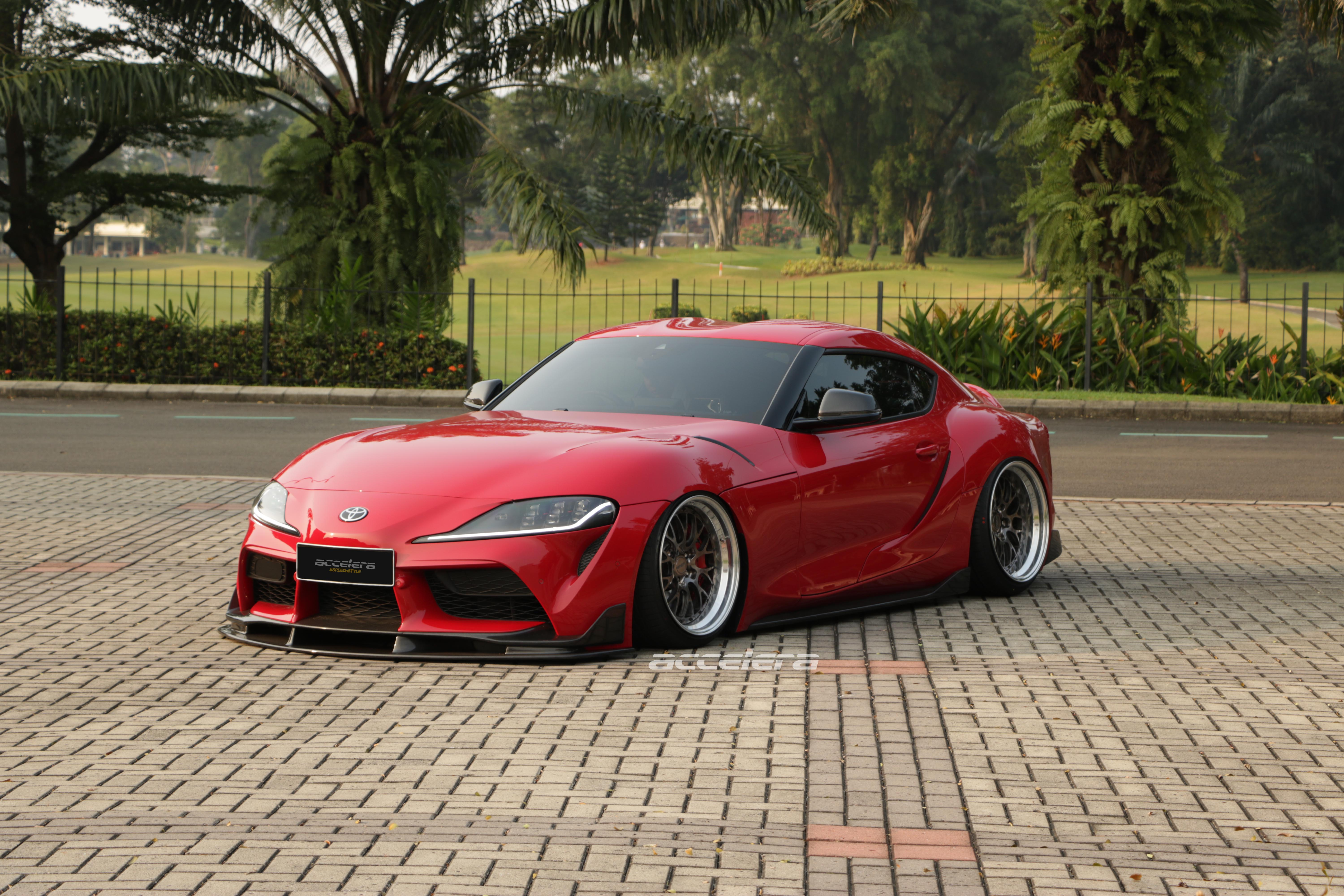 Super Supra: Calm And Stylish