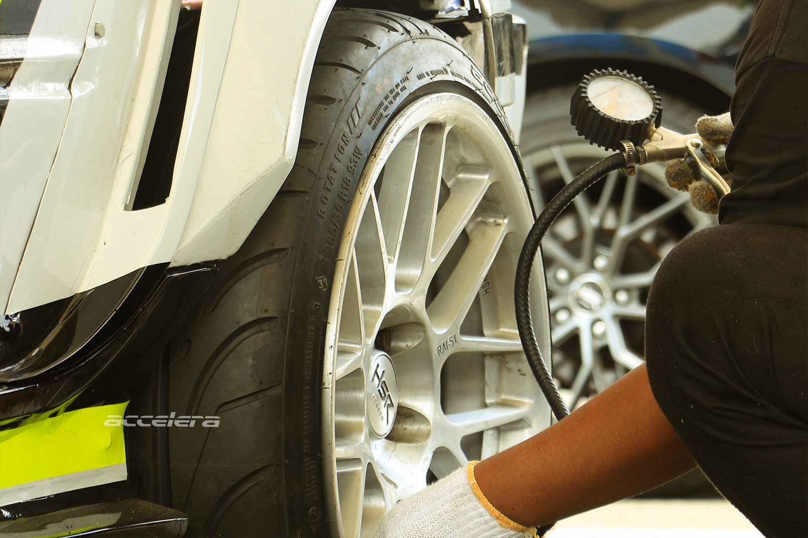 What Is The Perfect Tyre Pressure?