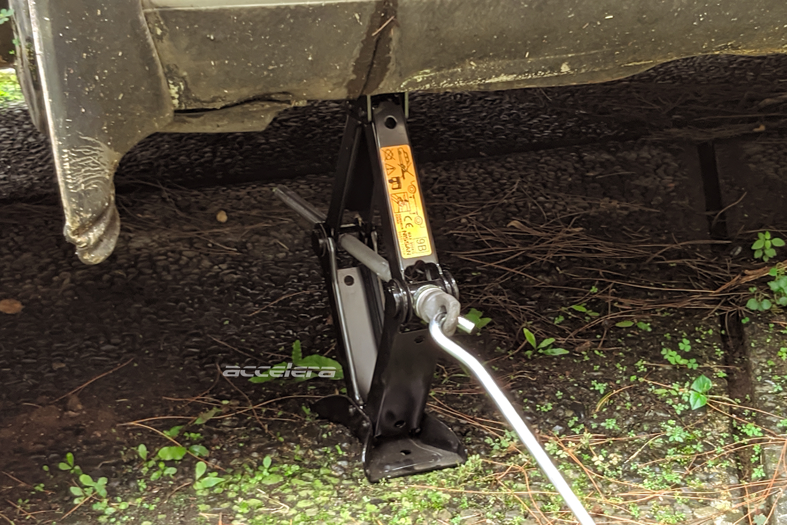 Properly & Safely Jacking Your Car
