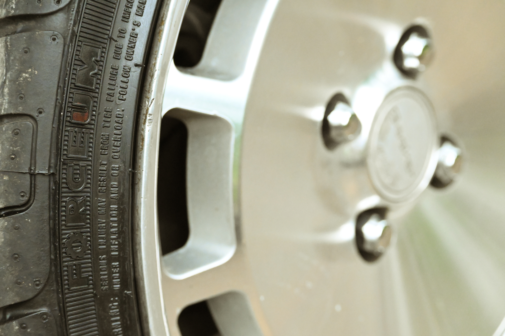 How Safe Is A Tyre Patch?