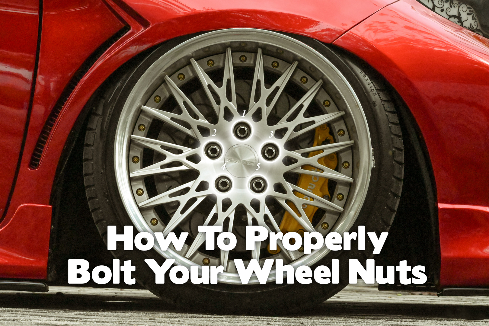 How To Properly Bolt Your Wheel Nuts
